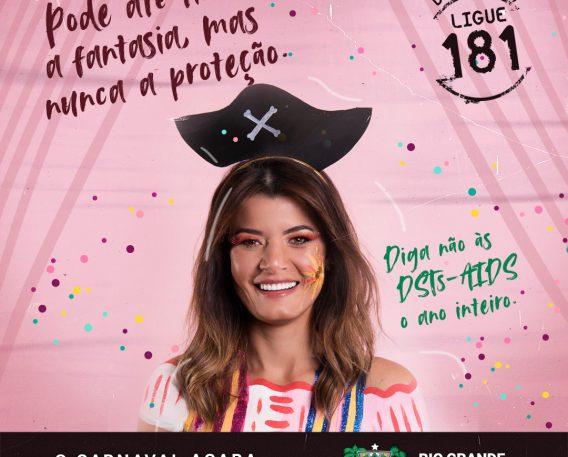 GOVERNO DO ESTADO – CARNAVAL 2019