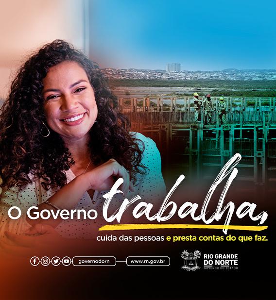 GOVERNO DO ESTADO – REALIZAÇÕES 2020 – ANÚNCIO